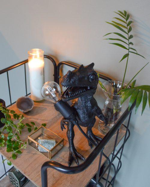 Dino T-Rex lamp